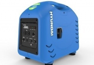 Review: Hyundai HY2000si Portable Inverter Generator
