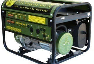 Review: Sportsman 4k Watt 6.5 HP Propane Portable Generator