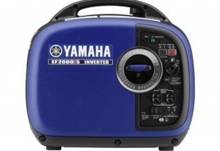 Review: Yamaha 2000 Watt Portable Generator