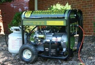 The Best Propane Gas Generator Reviews