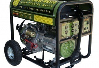 Review: Sportsman 7000 Watt Propane Portable Generator