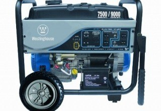 Review: Westinghouse 7500 Watt Portable Generator