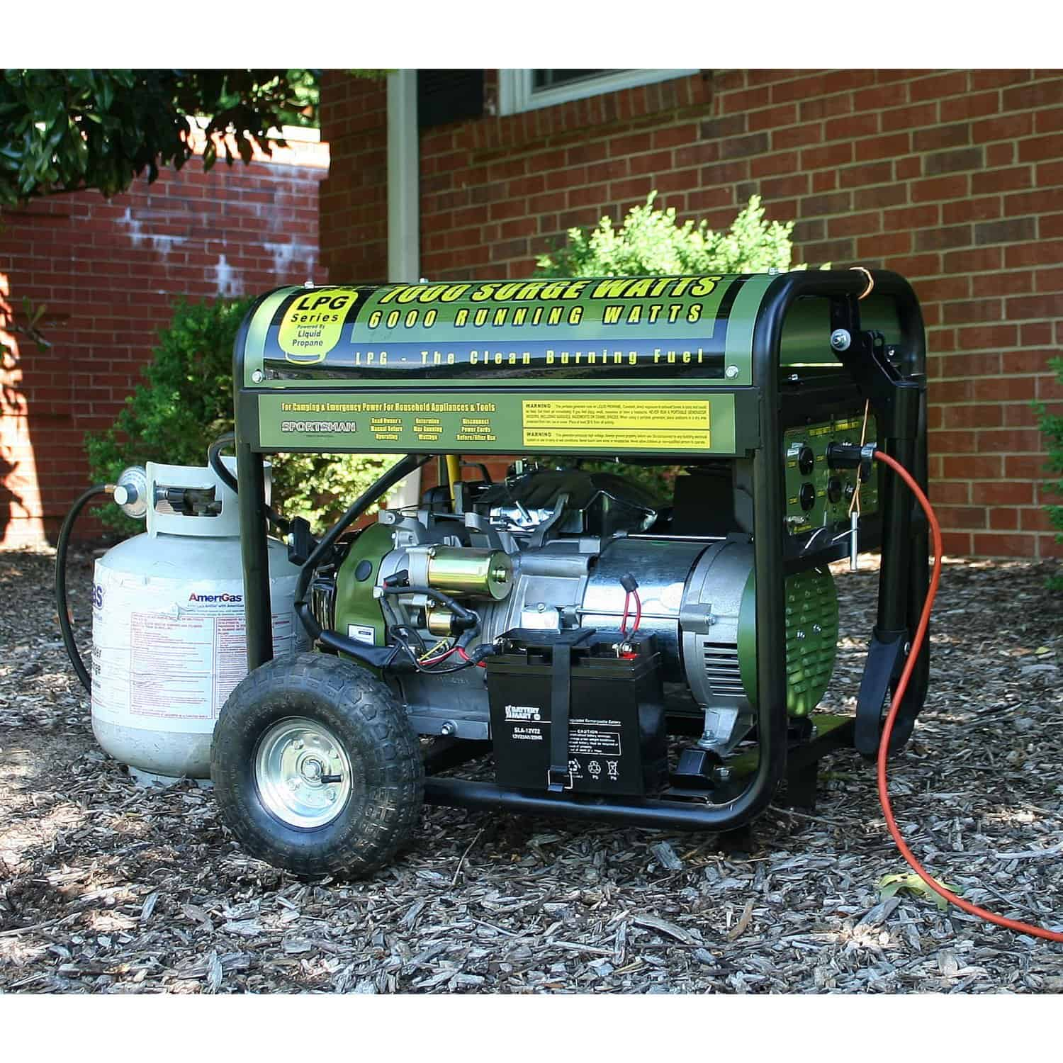 The Best Propane Gas Generator Reviews My Gen Set